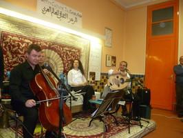 Printemps des Poètes du CCMA avec TarabMed, Kamal et Syrine