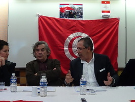 Table-ronde sur la nouvelle Constitution tunisienne