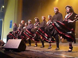 """16ème fête annuelle du CCMA sous le thème """"Méditerranée, rythmes et couleurs"""""""