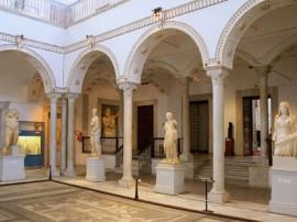Photos du voyage culturel en Tunisie et de la visite du musée du Bardo