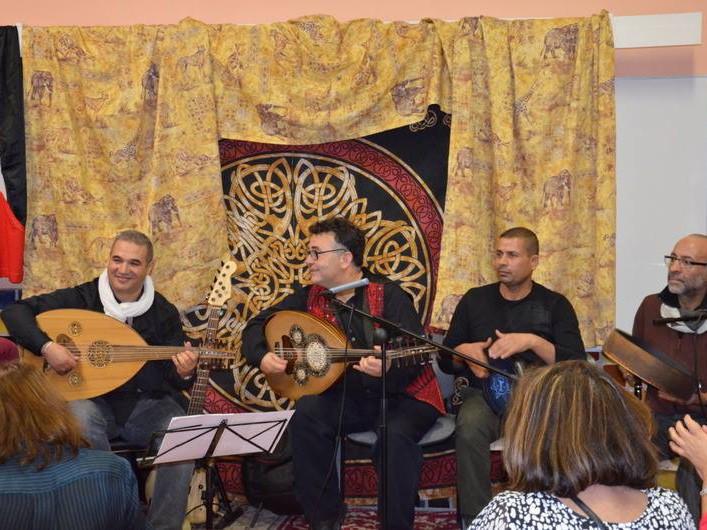 Partie 3 : Fin de soirée improvisée (avec Habib, Kamal, Nicolas...)